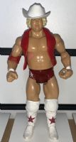 WWE Classic Superstars Series 13: Dusty Rhodes - Complete Loose Action Figure